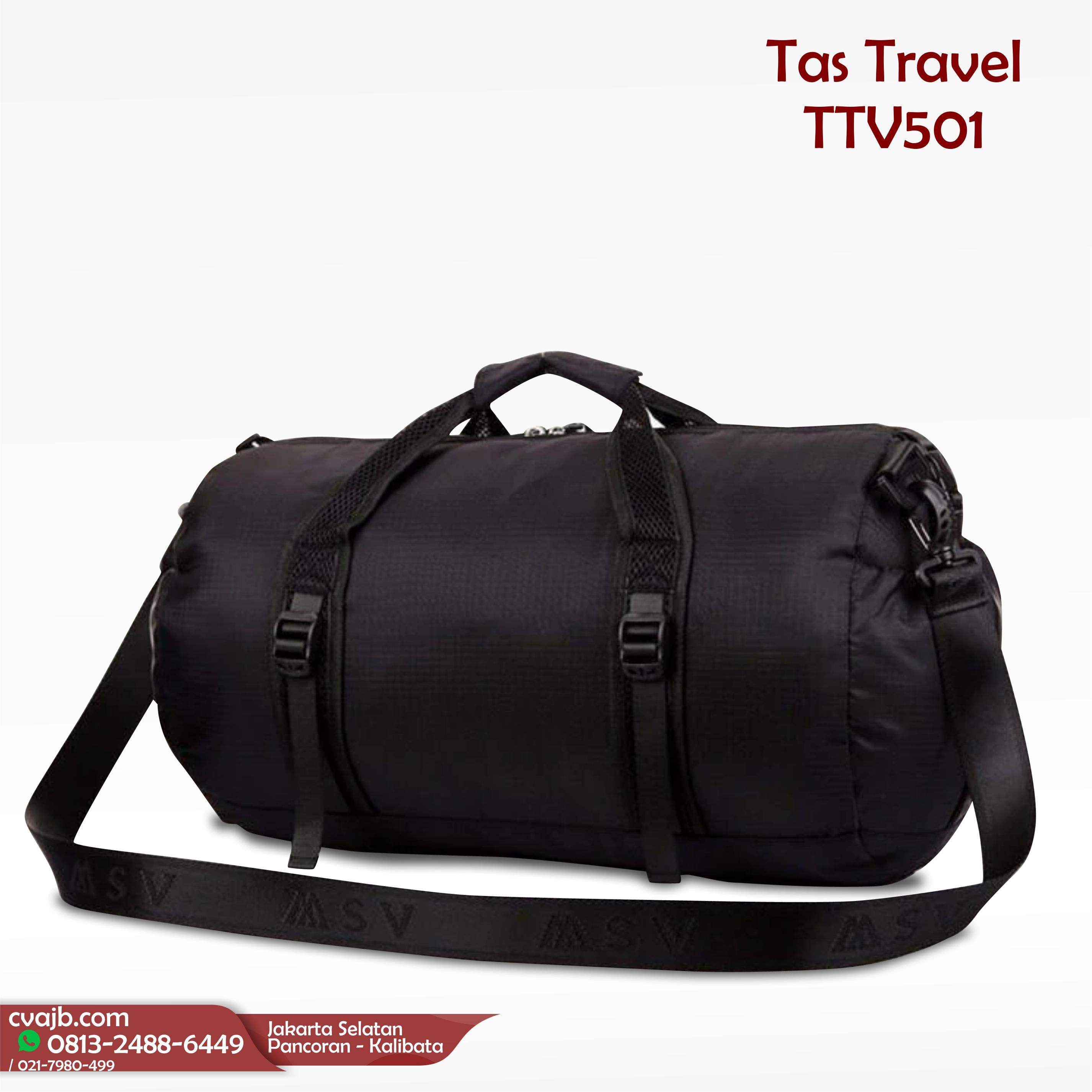 Konveksi Tas Seminar jakarta Tas Travel TTV501